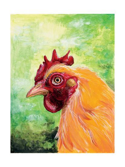 Her Hilda-Patsy Ducklow-Art Print