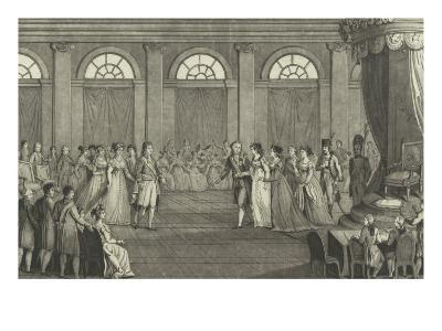 Her Majesty the Empress Marie Louise, Queen of Italy--Giclee Print