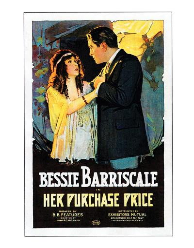 Her Purchase Price - 1919--Giclee Print