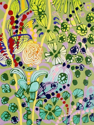 Her Well Trained Arms-Sofie Siegmann-Art Print