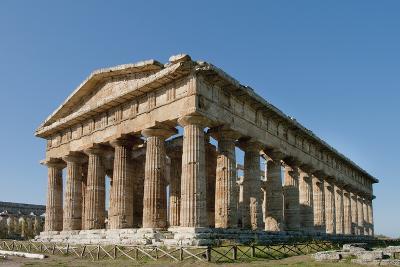 Hera, Paestum, Campania, Tyrrhenian Coast, Italy-Design Pics Inc-Photographic Print