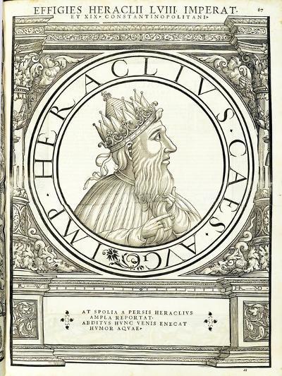 Heraclius-Hans Rudolf Manuel Deutsch-Giclee Print