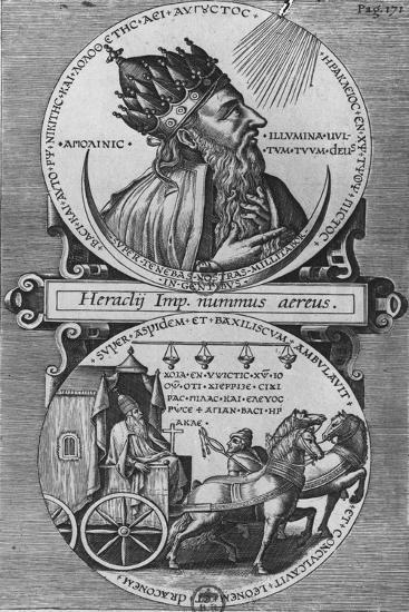 Heraclius--Giclee Print