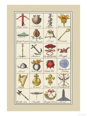 https://imgc.artprintimages.com/img/print/heraldic-symbols-crossbow-and-escallop_u-l-p27pu40.jpg?p=0