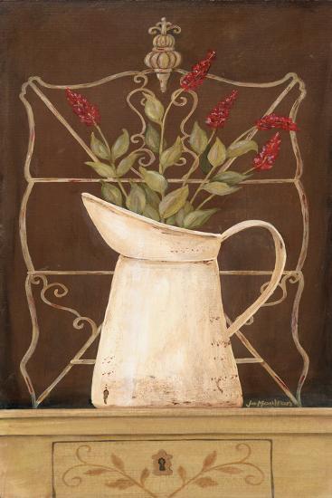 Herb Finial-Jo Moulton-Art Print