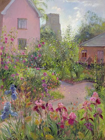 Herb Garden at Noon-Timothy Easton-Giclee Print