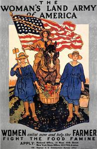 World War I: U.S. Poster by Herbert Andrew Paus