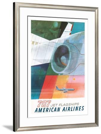 Boeing 707 Jet Flagships - American Airlines