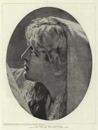 The Head of Mary Magdalene