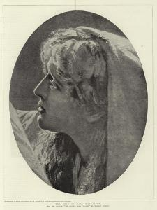 The Head of Mary Magdalene by Herbert Gustave Schmalz