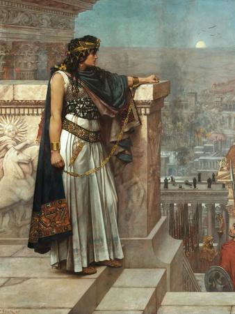Zenobia's Last Look on Palmyra, 1888