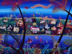 75th Anniversary of Palm Beach, Florida by Herbert Hofer