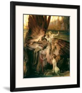 Lament for Icarus by Herbert James Draper