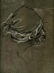 Study for the Sea Maiden, 1899 by Herbert James Draper