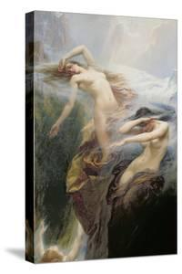The Mountain Mists Or, Clyties of the Mist, 1912 by Herbert James Draper