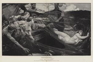 The Sea Maiden by Herbert James Draper