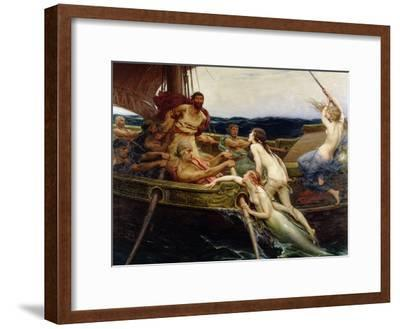 Ulysses and the Sirens, 1909