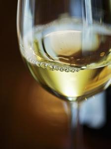 A Glass of Green Veltliner Wine by Herbert Lehmann