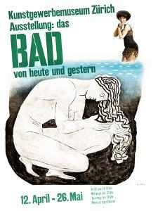 Bad Exhibition / Museum of Decorative Arts, Zurich by HERBERT MATTER