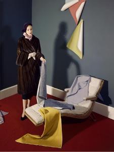 House & Garden - September 1950 by Herbert Matter