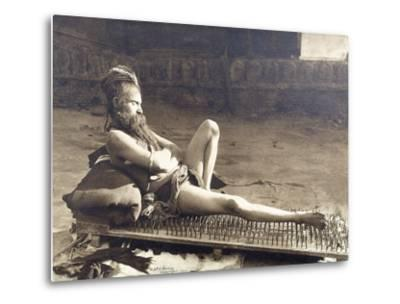 A Fakir of Holy Benares, India, 1907