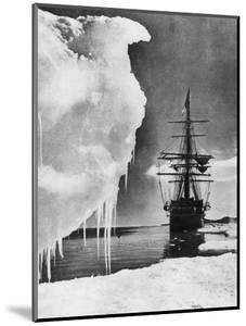 The Terra Nova, 1911 by Herbert Ponting