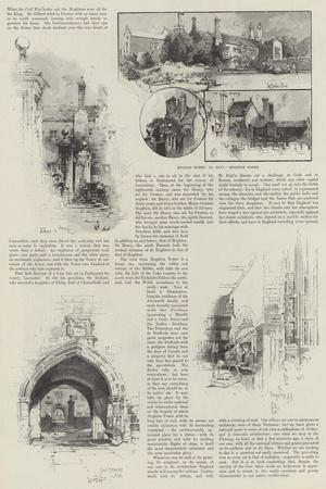Hoghton Tower