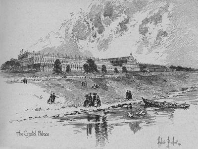 'The Crystal Palace in Hyde Park, London, 1851', 1891