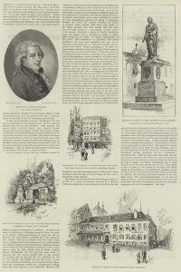 The Mozart Centenary by Herbert Railton
