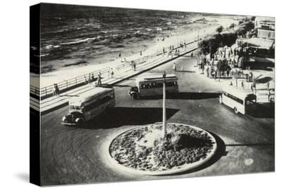 Herbert Samuel Square - Tel Aviv, Israel
