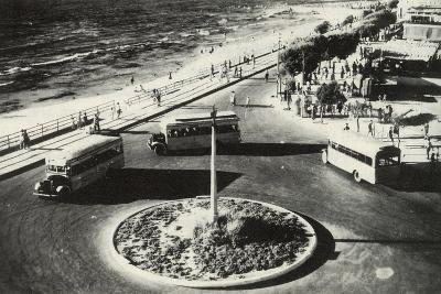 Herbert Samuel Square - Tel Aviv, Israel--Photographic Print
