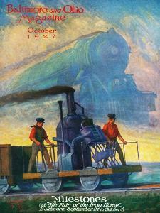 Milestones by Herbert Stitt