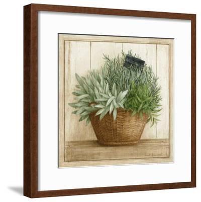 Herbes Aromatiques-Vincent Jeannerot-Framed Art Print
