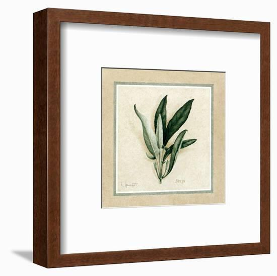 Herbes IV-Vincent Jeannerot-Framed Art Print