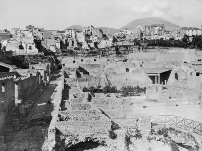 Herculaneum--Photographic Print