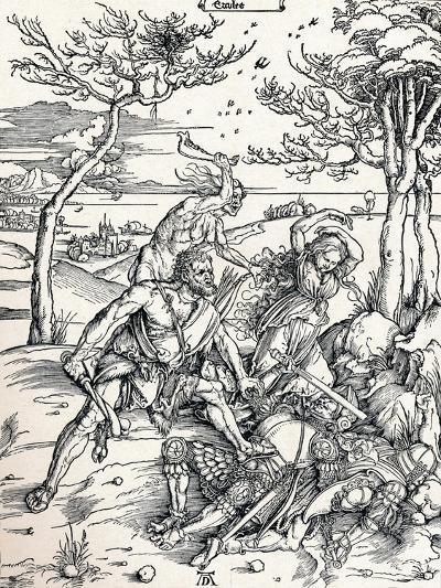 Hercules, 1497-Albrecht D?rer-Giclee Print