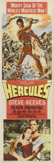 Hercules, 1959--Art Print