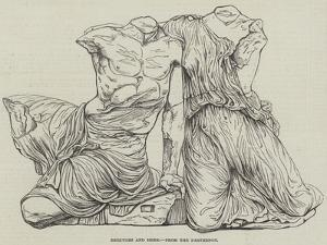 Hercules and Hebe, from the Parthenon