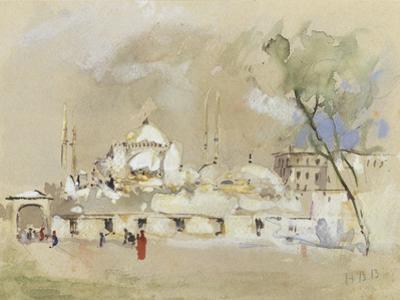 Constantinople by Hercules Brabazon Brabazon