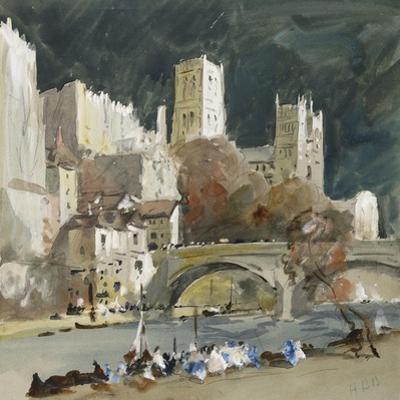 Durham by Hercules Brabazon Brabazon