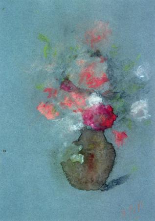 June Roses by Hercules Brabazon Brabazon
