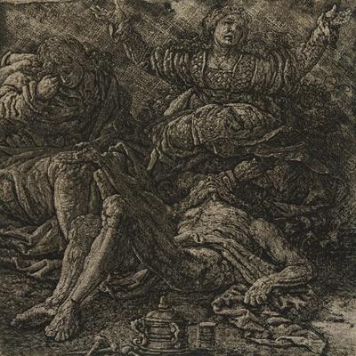 The Lamentation, C.1607