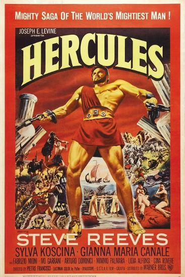 Hercules--Art Print
