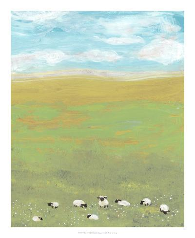 Herd II-Alicia Ludwig-Art Print