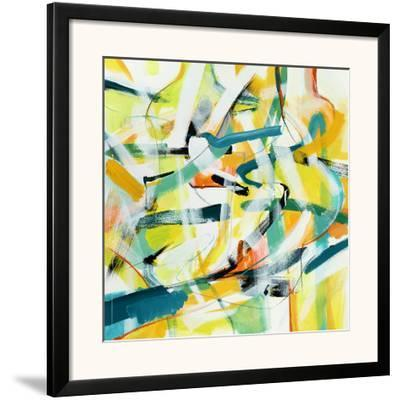 Here and There 4-Akiko Hiromoto-Framed Giclee Print