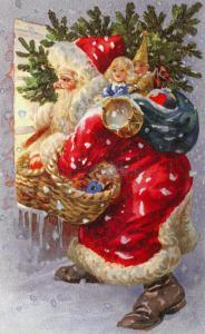 Here Comes Father Christmas