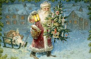 Here Comes the Christmas Tree