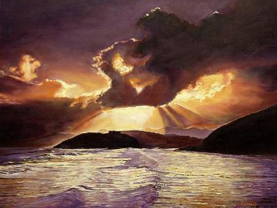 Here Comes the Storm, 2008-Kevin Parrish-Giclee Print