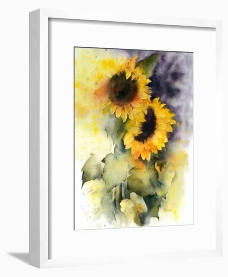 Here Comes The Sun-Rachel McNaughton-Framed Art Print