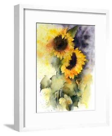 Here Comes The Sun-Rachel McNaughton-Framed Art Print